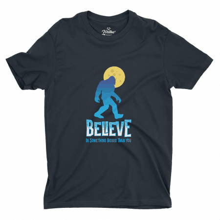 Believe in Something Bigger Tee conspiracy t-shirt