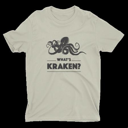 What's Kraken Tee conspiracy t-shirt