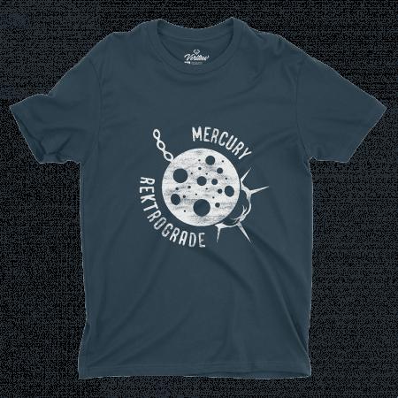Mercury Rektrograde Tee conspiracy t-shirt